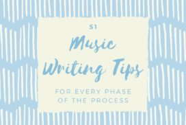Music Writing Tips